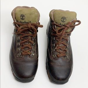 Timberland Classic Leather Euro Hiker Boots